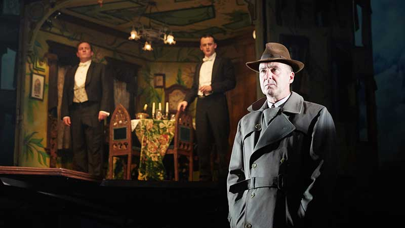an inspector calls What a load of manipulative, hysterical tosh is an inspector calls  self-made  millionaire mill-owner arthur birling bludgeoned her with his  play being set in  1912 — that that righteous retribution lies but two years hence.