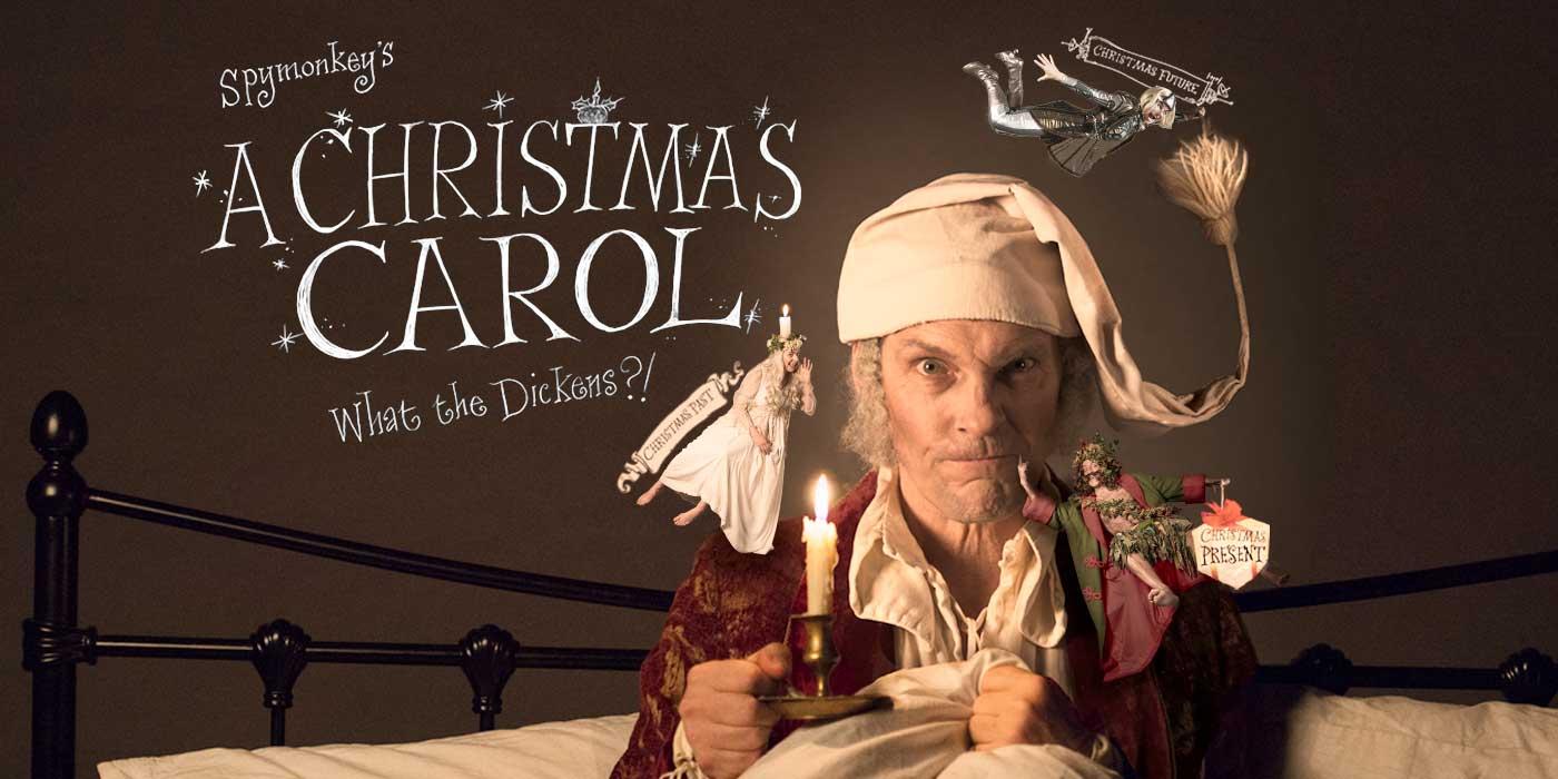 Cast Of A Christmas Carol.A Christmas Carol Comes To Liverpool