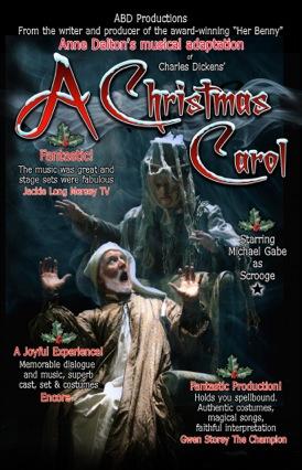 A Christmas Carol - Charter Theatre, Preston