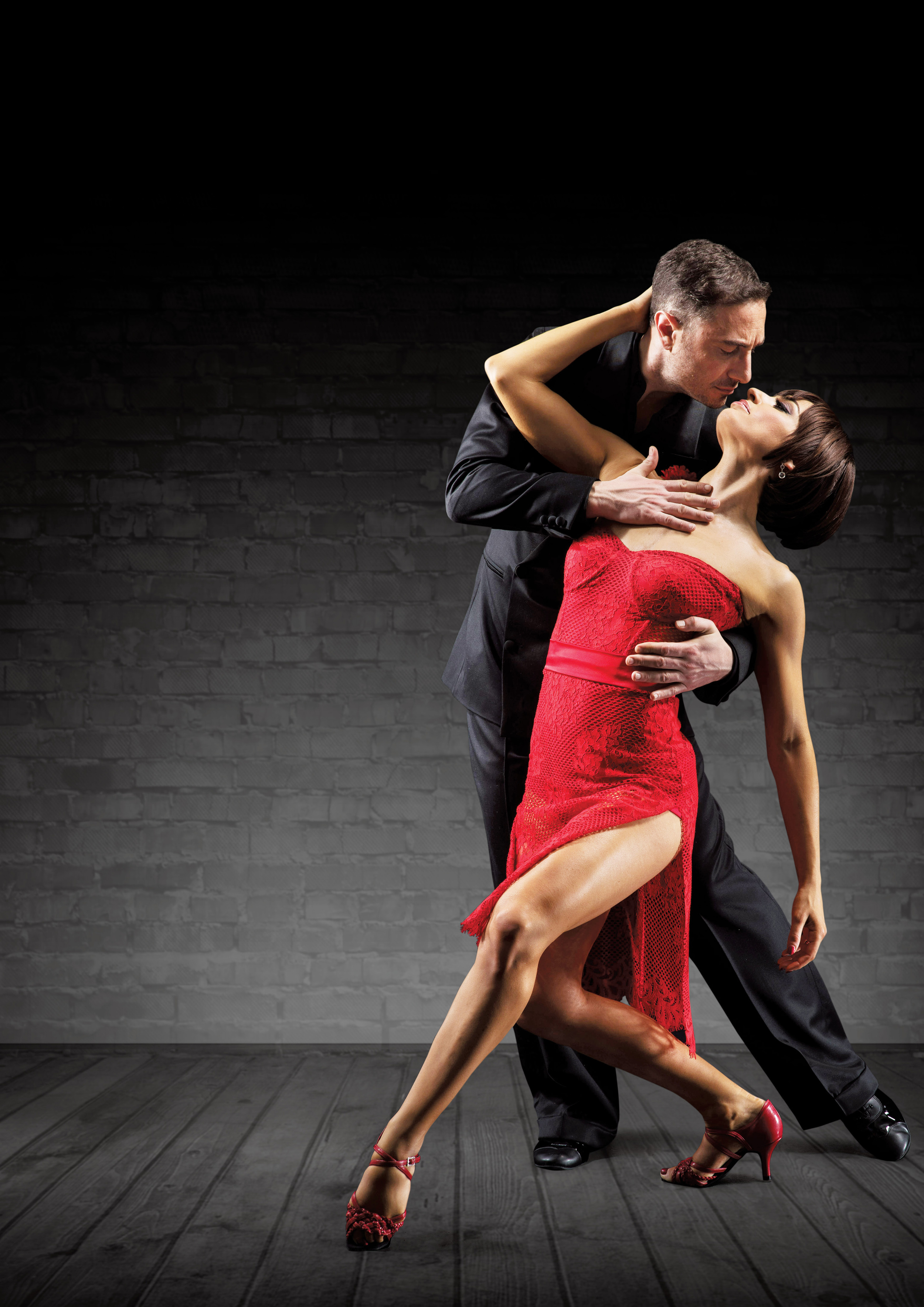 фотосессия в стиле танго пришел