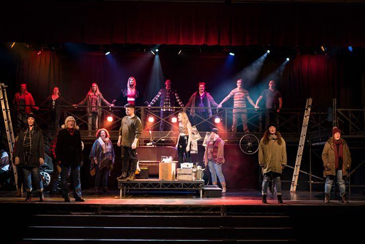 North west amateur theatre